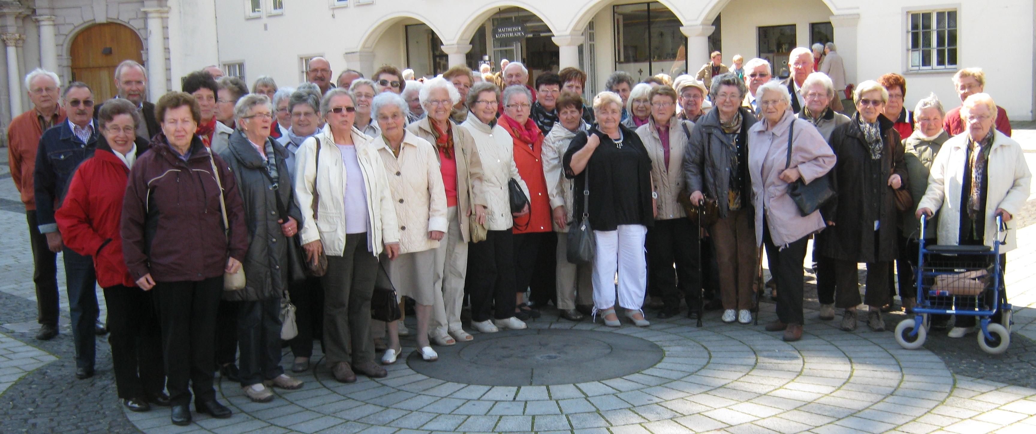 Trierwallfahrt der St. Matthias – Bruderschaft am 25. Mai