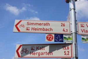 """Fußwallfahrt zur """"Schmerzhaften Mutter"""" nach Heimbach"""
