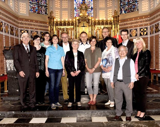 Herzlich willkommen zu unserem 850-jährigen Kirchenjubiläum