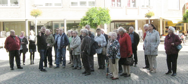 Stadtführung in Wesel