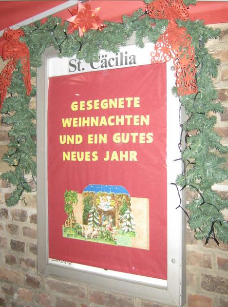 Wundervolles Weihnachtskonzert