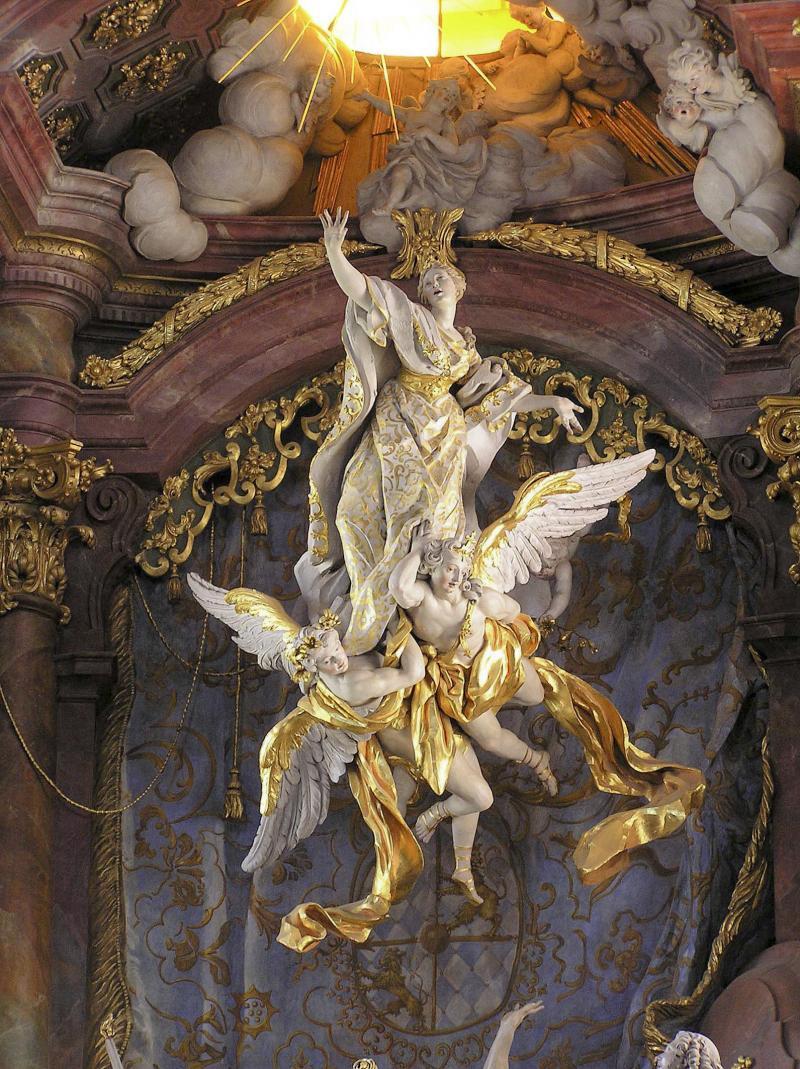 Maria Himmelfahrt – und schützenswerte Bräuche