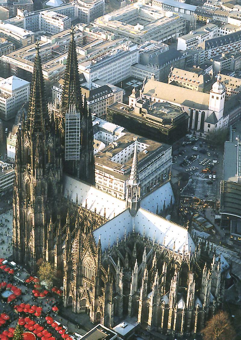 Adventsfahrt der St. Matthias Bruderschaft Nz/Oz nach Köln
