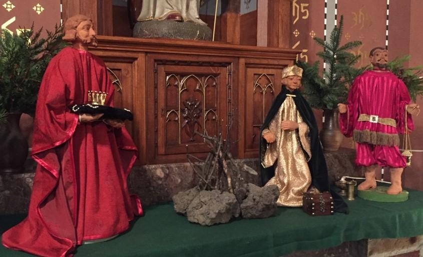 Heilige Drei Könige Abkürzung