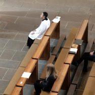 Wieder Gottesdienste ab Monat Juni in St. Cäcilia